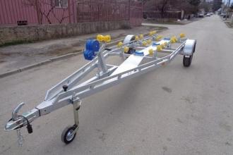 V750H - за лодка с твърд корпус
